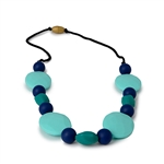 Chewbeads Tribeca 100% Silicone Teething Necklace