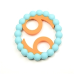 Silicone Zodiac Cancer Teether