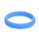 Juniorbeads Skinny Charles Jr. Bangle (Glow in Dark) - Blue Raspberry