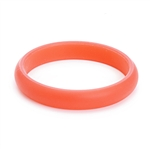 Juniorbeads Skinny Charles Jr. Bangle (Glow in the Dark) - Watermelon