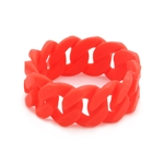 Chewbeads Stanton Teething Bracelet - Cherry Red