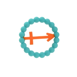 Silicone Zodiac Sagittarius Teether