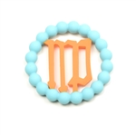 Silicone Zodiac Virgo Teether